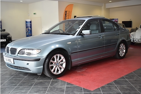3 Series 318D Es Saloon 2.0 Manual Diesel