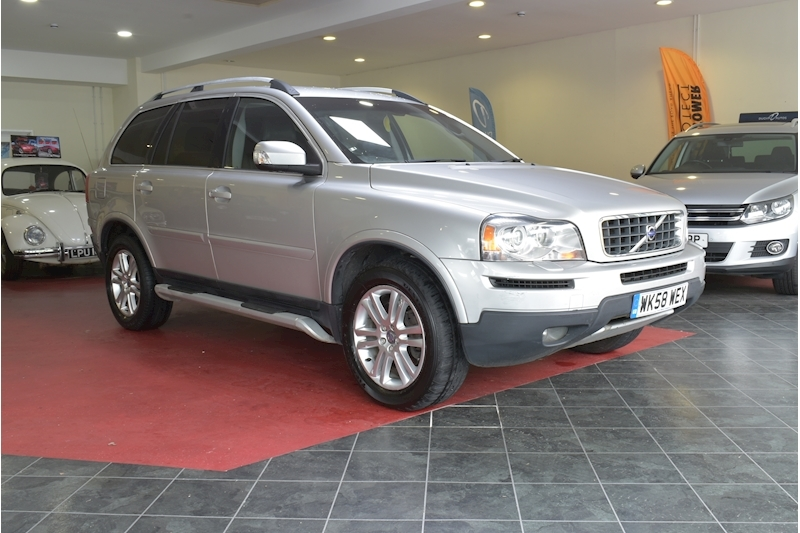 Volvo Xc90 2.4 D5 Se Lux Awd - Video
