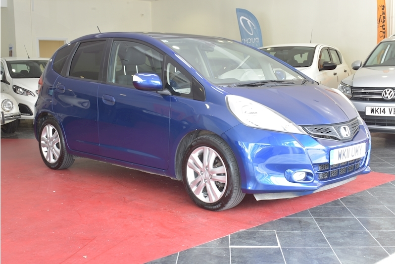Honda Jazz 1.3 I-Vtec Ex - Video