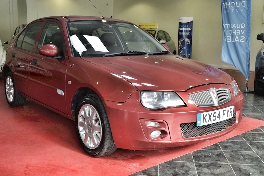 Rover 25 Sxi Stepspeed