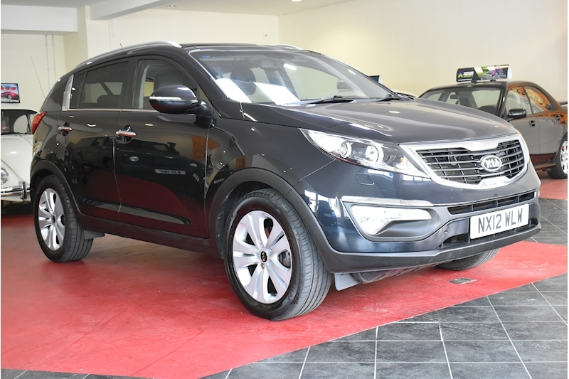 Sportage Crdi 3 1.7 5dr Estate Manual Diesel