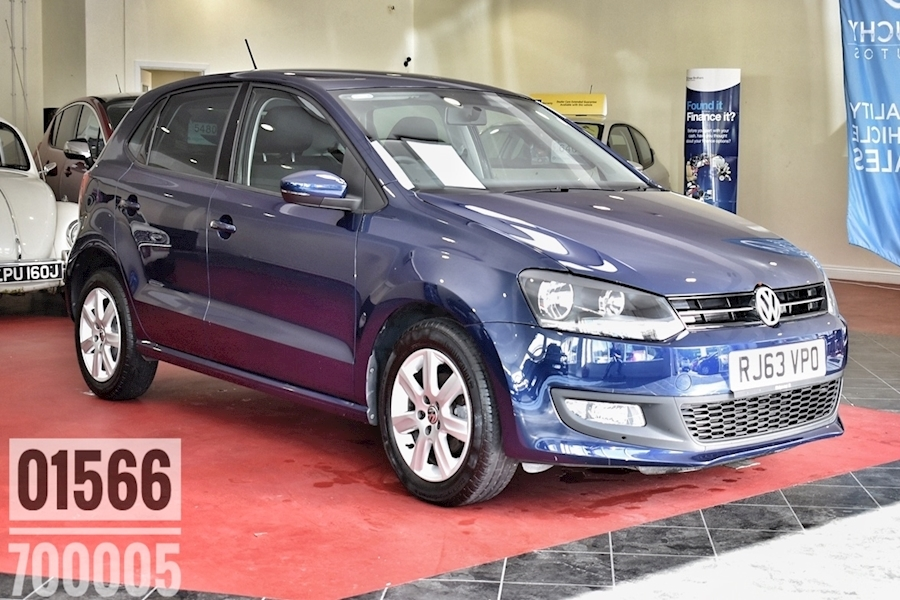 Volkswagen Polo Match Edition Tdi