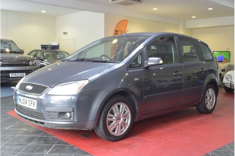 Ford Focus C-Max 2.0 Ghia Tdci - Large 3