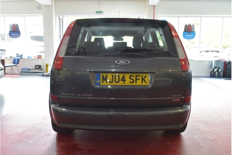 Ford Focus C-Max 2.0 Ghia Tdci - Large 5