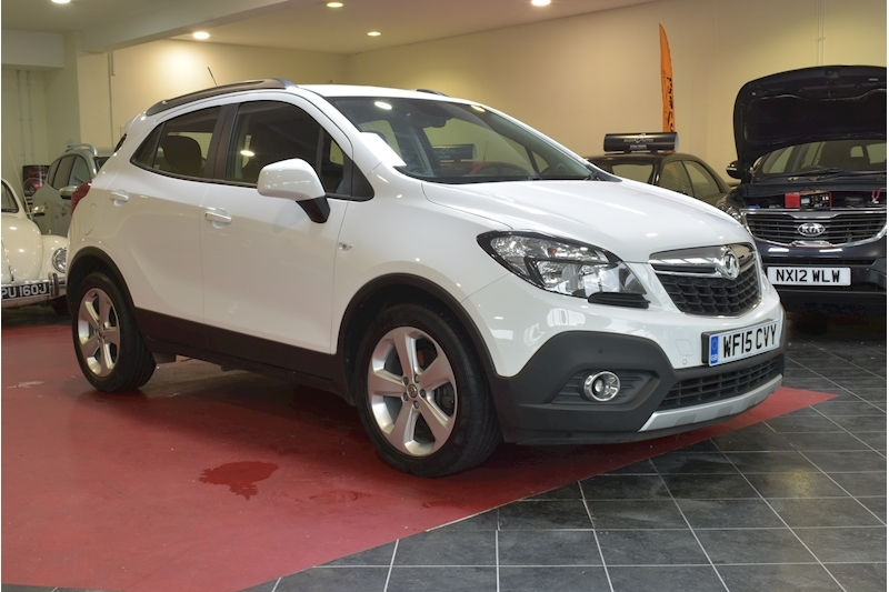 Vauxhall Mokka 1.4 Exclusiv S/S - Video