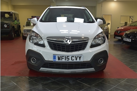 Mokka Exclusiv S/S Hatchback 1.4 Manual Petrol