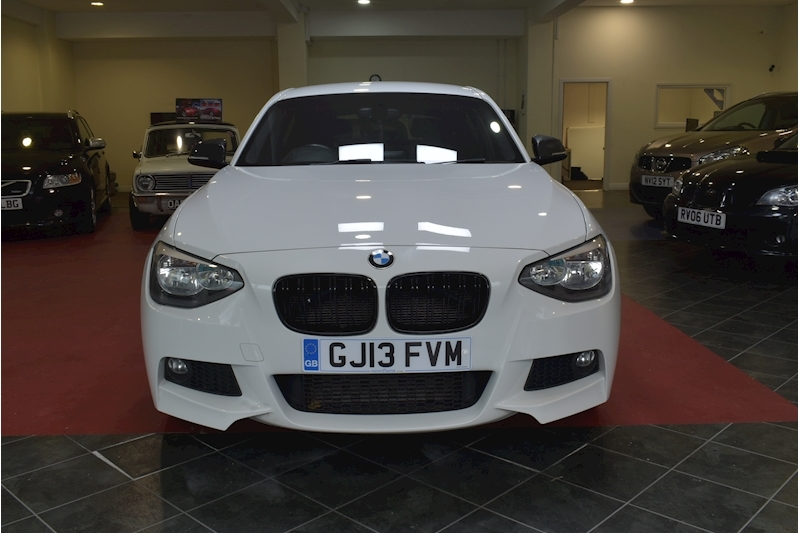 Bmw 1 Series 2.0 120D M Sport - Large 1