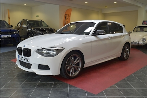 1 Series 120D M Sport Hatchback 2.0 Manual Diesel