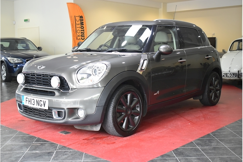Mini Mini Countryman 2.0 Cooper Sd All4 - Large 3