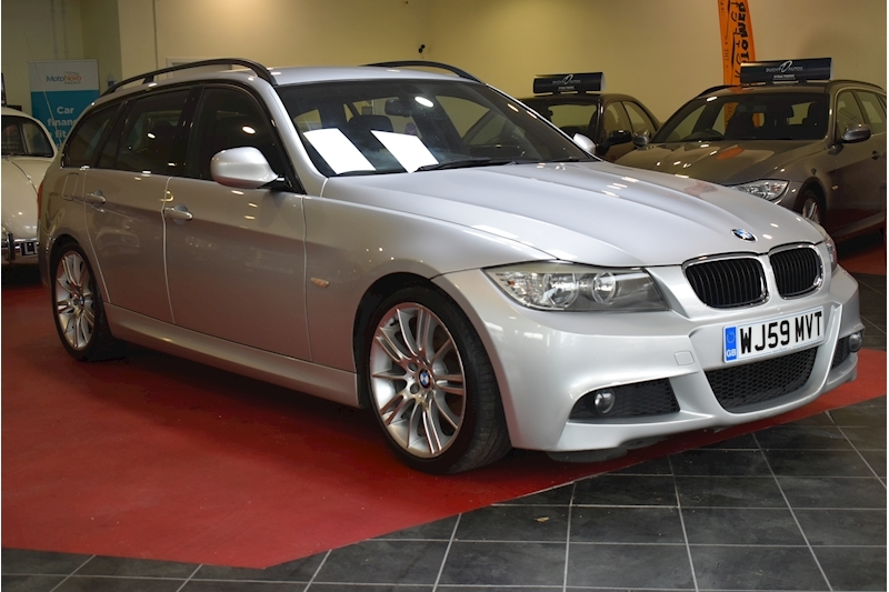 BMW 3 Series 2.0 320I M Sport Business Edition Touring - Large 0