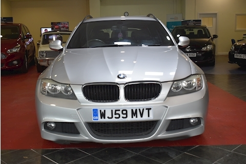 3 Series 320I M Sport Business Edition Touring Estate 2.0 Manual Petrol