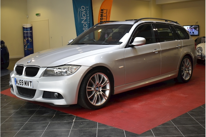 BMW 3 Series 2.0 320I M Sport Business Edition Touring - Large 3