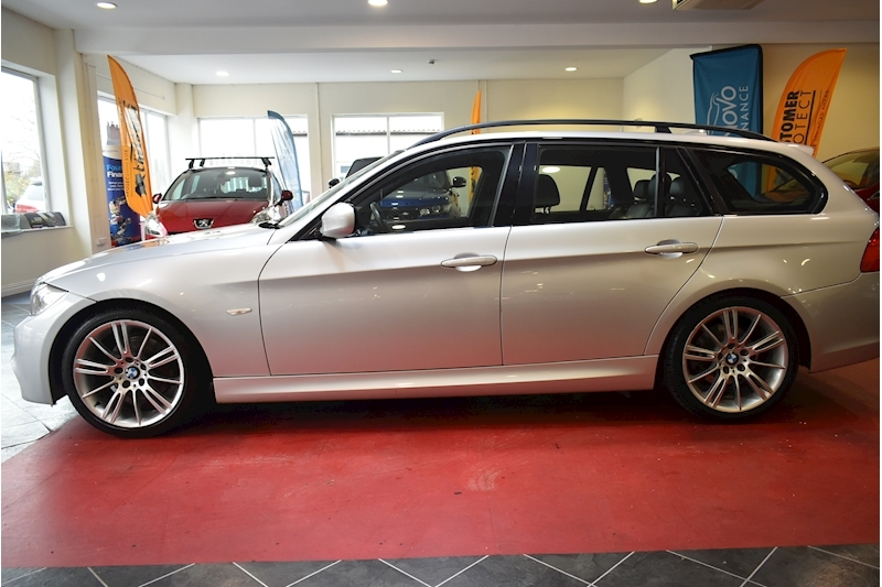 BMW 3 Series 2.0 320I M Sport Business Edition Touring - Large 4