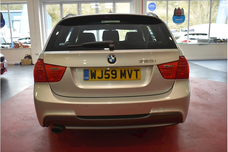 BMW 3 Series 2.0 320I M Sport Business Edition Touring - Large 6