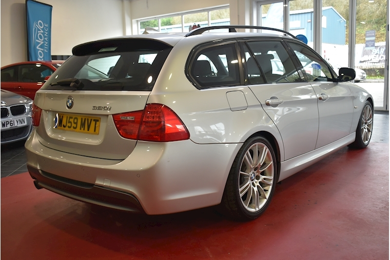 BMW 3 Series 2.0 320I M Sport Business Edition Touring - Large 7