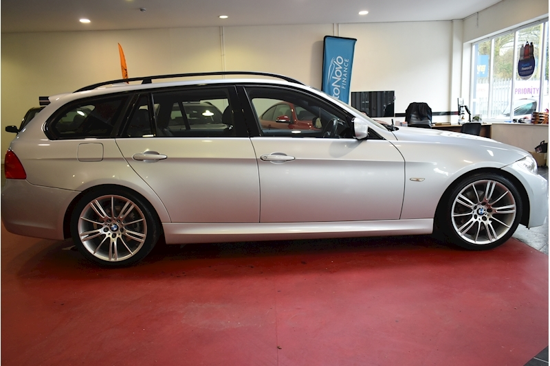 BMW 3 Series 2.0 320I M Sport Business Edition Touring - Large 8