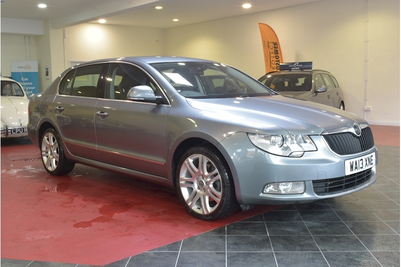 Skoda Superb Elegance Tdi Cr
