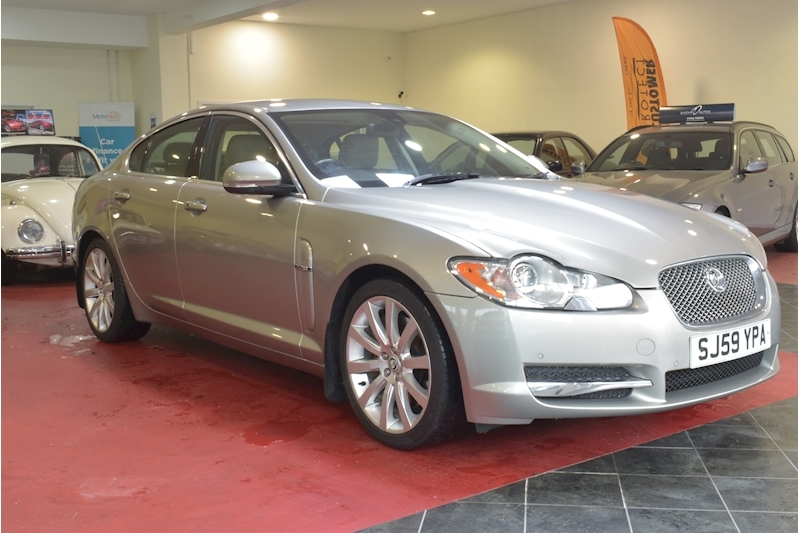 Jaguar Xf 3.0 V6 Premium Luxury - Video
