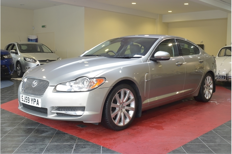 Jaguar Xf 3.0 V6 Premium Luxury - Large 3