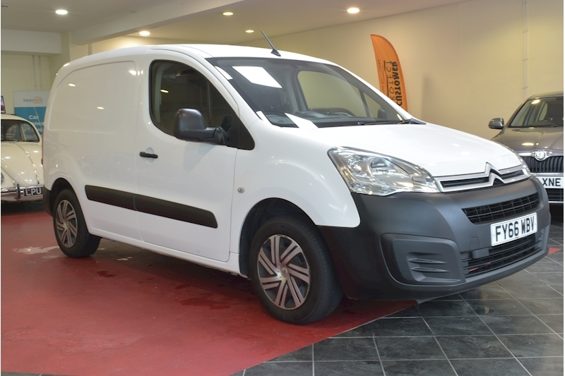 Citroen Berlingo 625 Lx L1 Bluehdi Etg6