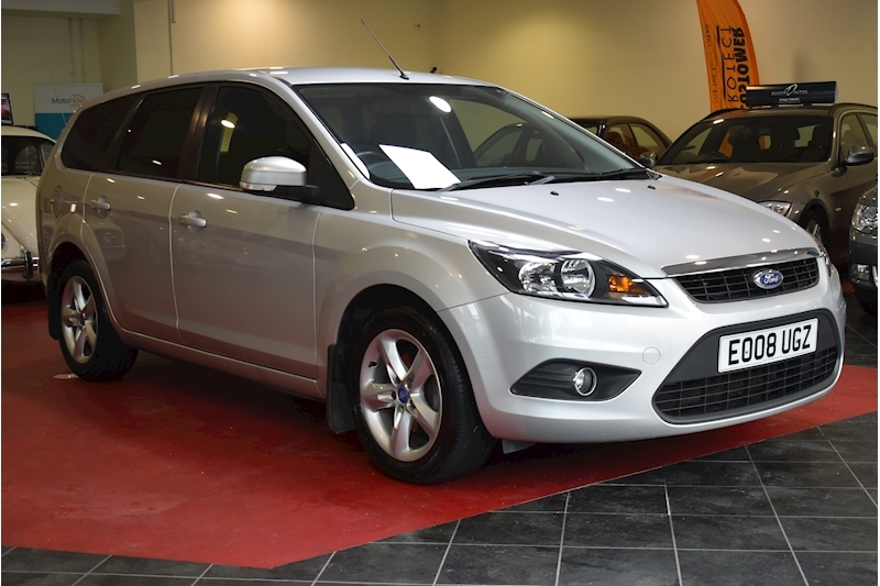 Ford Focus 1.8 Zetec - Video