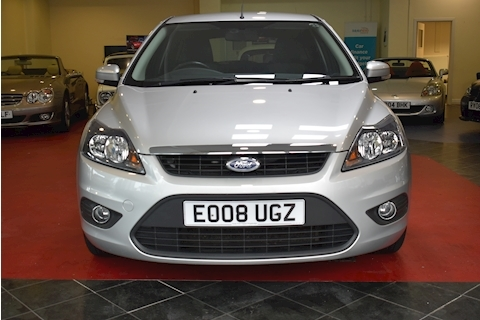 Focus Zetec Estate 1.8 Manual Petrol