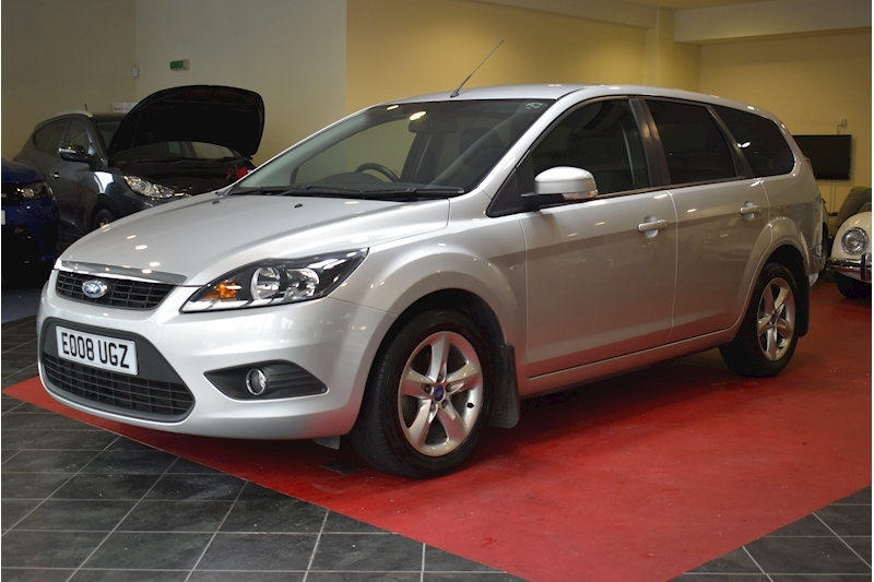Ford Focus 1.8 Zetec - Large 3