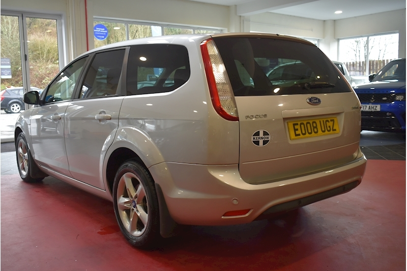 Ford Focus 1.8 Zetec - Large 5