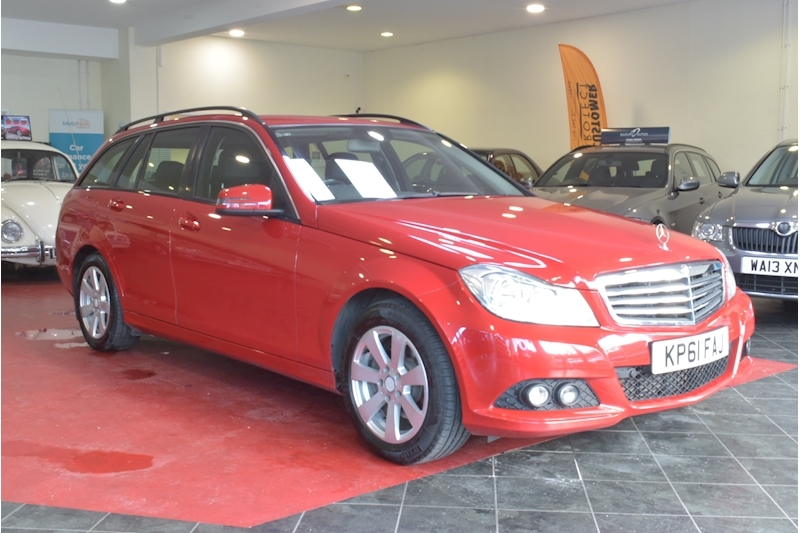 Mercedes-Benz C Class C220 Cdi Blueefficiency Se Edition 125