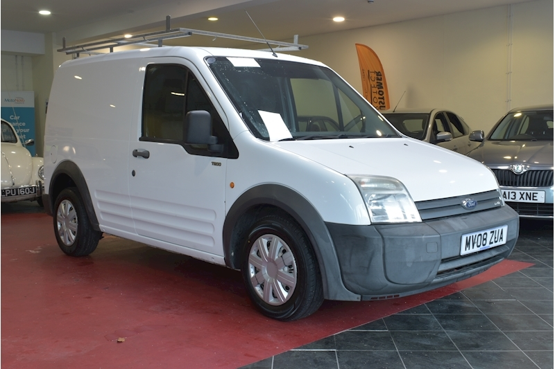 Ford Transit Connect 1.8 Tdci T200 Swb P/V 75 - Video