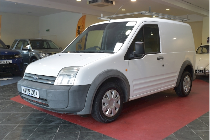Ford Transit Connect 1.8 Tdci T200 Swb P/V 75 - Large 3
