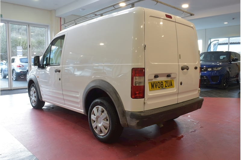 Ford Transit Connect 1.8 Tdci T200 Swb P/V 75 - Large 4