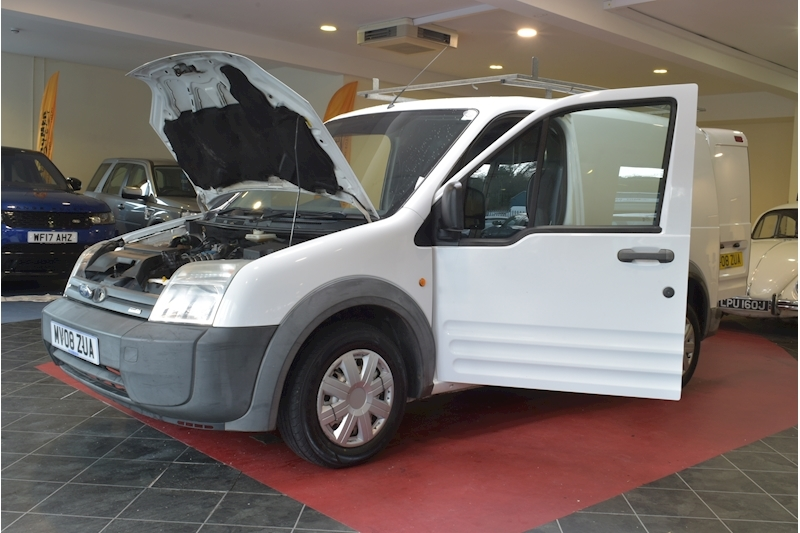 Ford Transit Connect 1.8 Tdci T200 Swb P/V 75 - Large 39