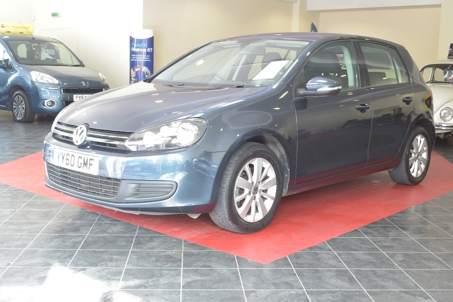 Volkswagen Golf 1.6 Match Tdi - Large 2
