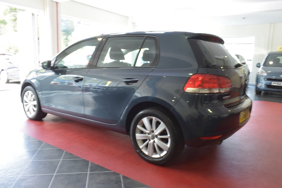 Volkswagen Golf 1.6 Match Tdi - Large 4