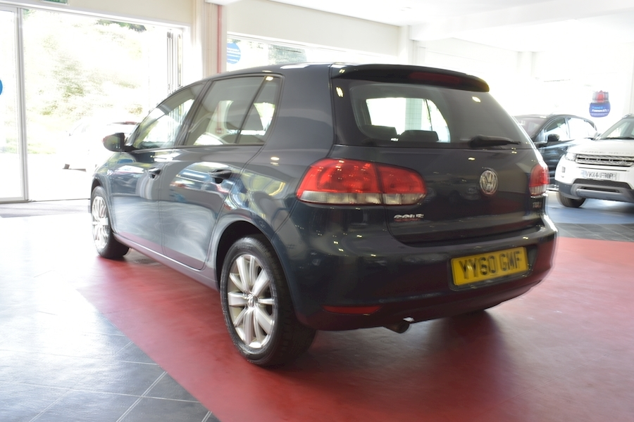Volkswagen Golf 1.6 Match Tdi - Large 5