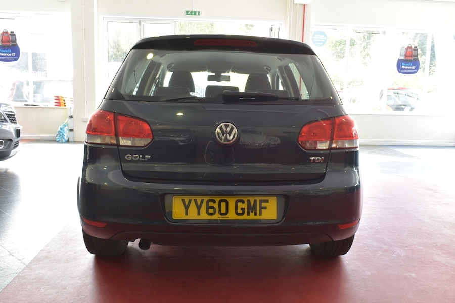 Volkswagen Golf 1.6 Match Tdi - Large 6