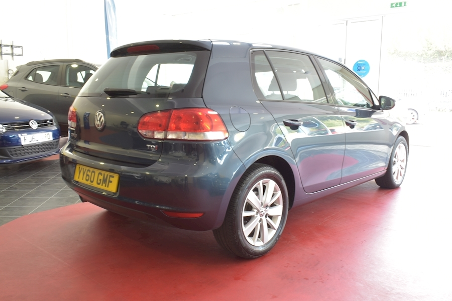 Volkswagen Golf 1.6 Match Tdi - Large 7