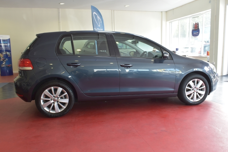 Volkswagen Golf 1.6 Match Tdi - Large 8