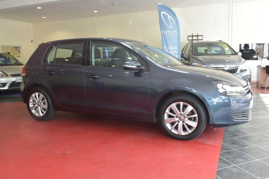 Volkswagen Golf 1.6 Match Tdi - Large 9
