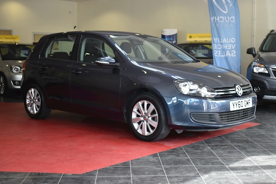 Volkswagen Golf 1.6 Match Tdi - Large 10