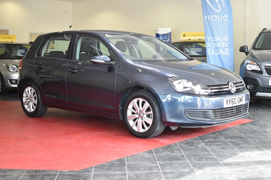 Volkswagen Golf 1.6 Match Tdi - Large 11