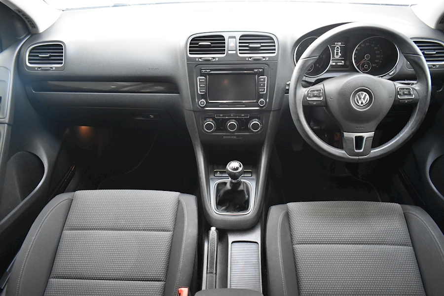 Volkswagen Golf 1.6 Match Tdi - Large 15