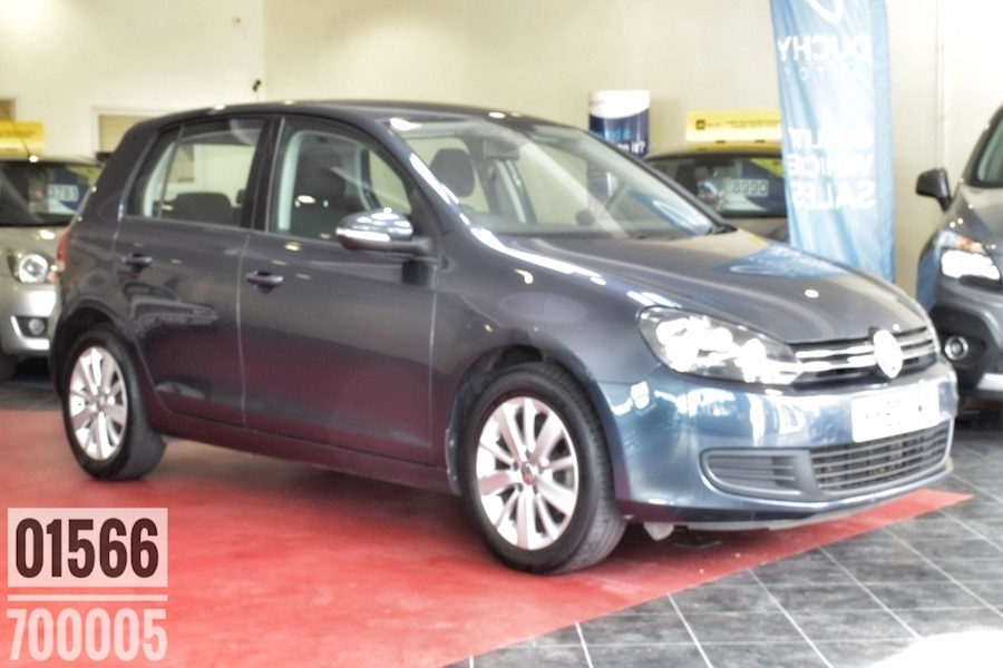 Volkswagen Golf 1.6 Match Tdi - Video