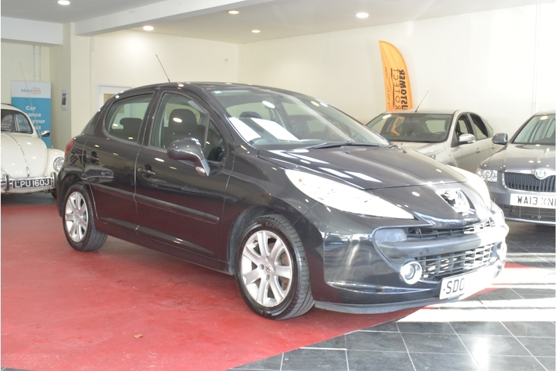 207 Sport Hatchback 1.6 Manual Diesel