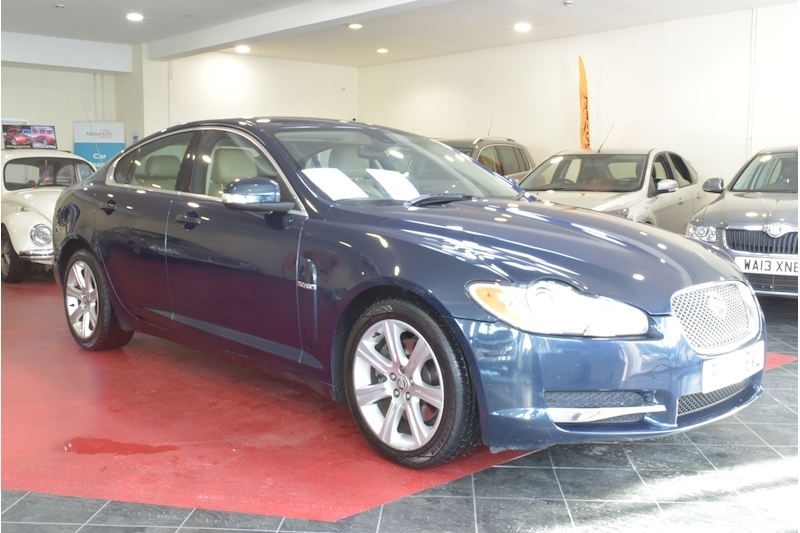 Jaguar Xf 2.7 V6 Luxury - Large 0