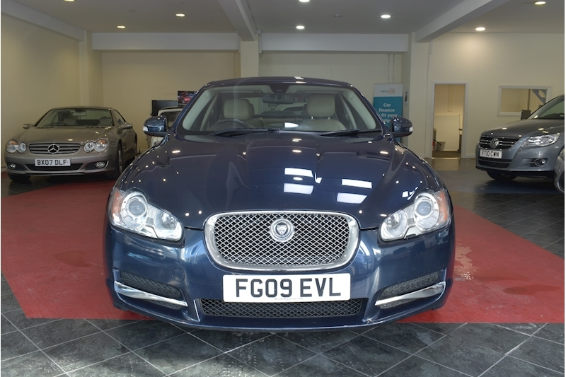 Jaguar Xf 2.7 V6 Luxury - Large 2