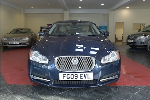 Xf V6 Luxury Saloon 2.7 Automatic Diesel