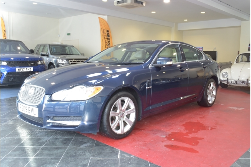 Jaguar Xf 2.7 V6 Luxury - Large 3