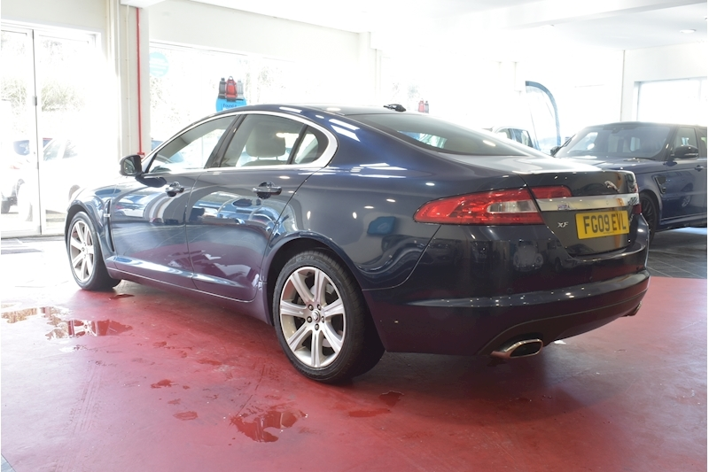 Jaguar Xf 2.7 V6 Luxury - Large 4